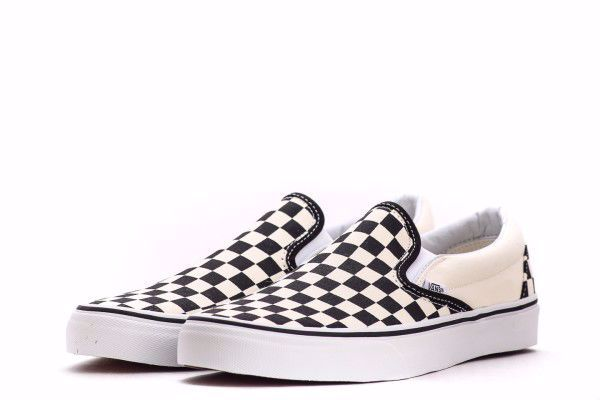 Classic Slip-On - Vans - Checkerboard