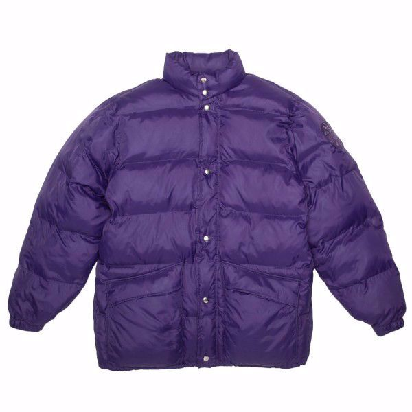 Spiral Down Parka Jacket - Fucking Awesome - Prple