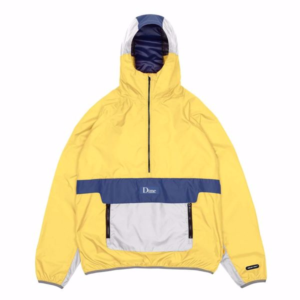 Ripstop Pullover - Dime - Yellow