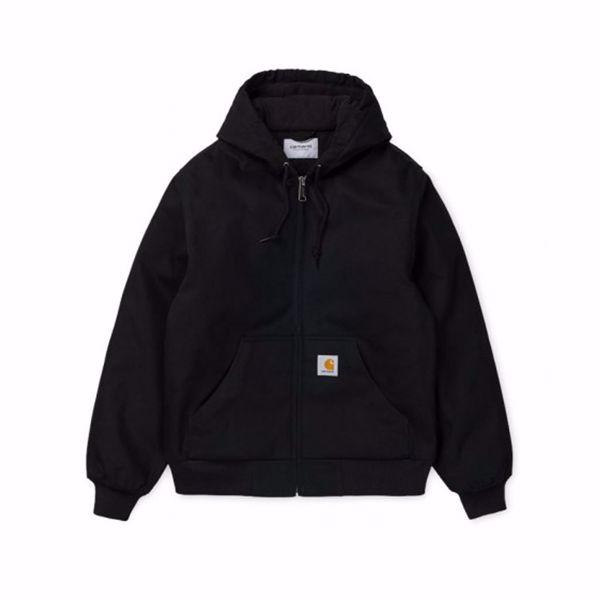 Active Jacket (Organic) - Carhartt - Black Rigid